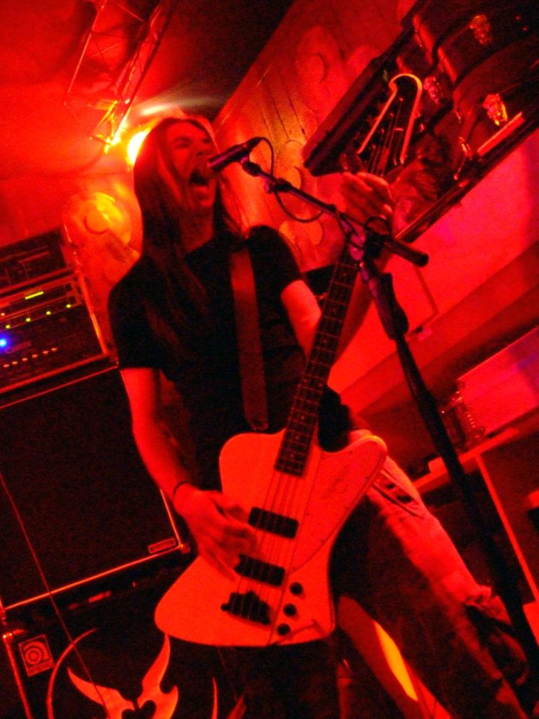Photos concert du 9 mai 2007 - Point Zéro Verfal13