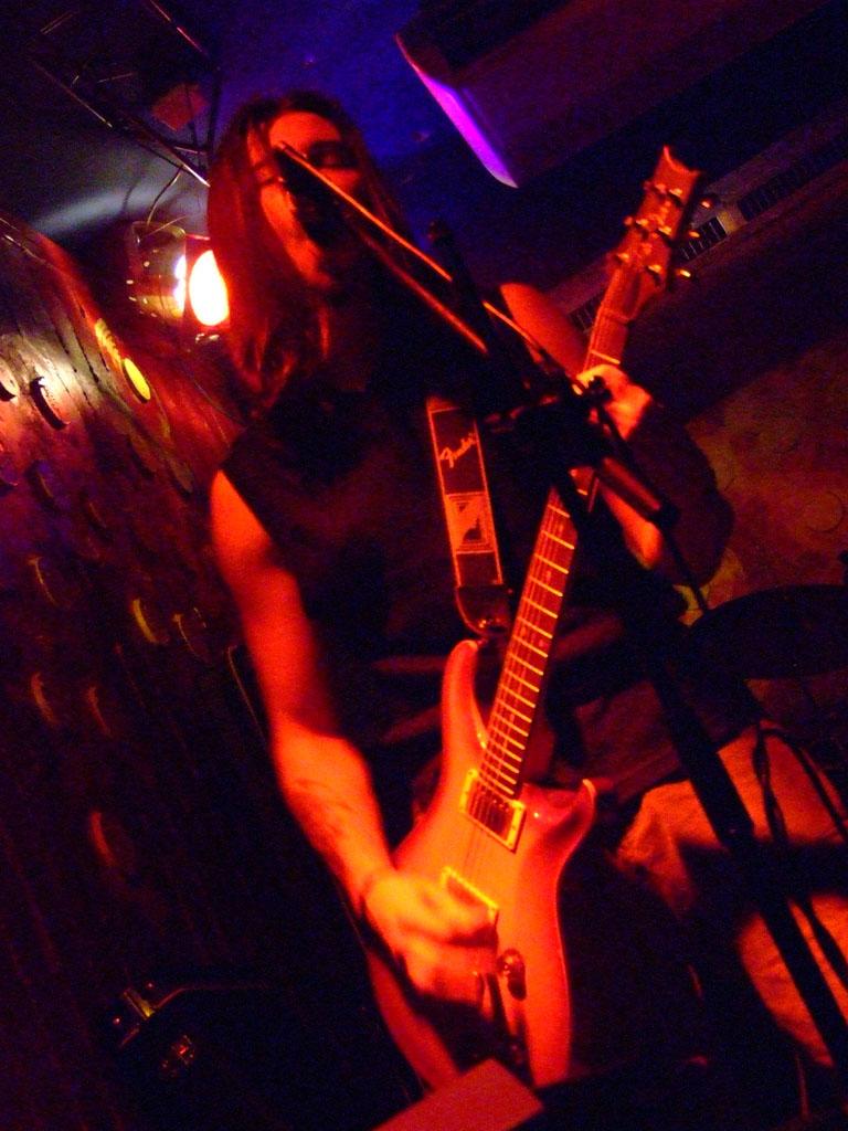 Photos concert du 9 mai 2007 - Point Zéro Verfal14