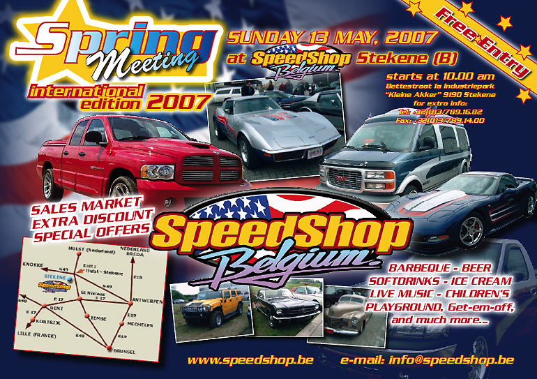 speedshop meeting Sprm2010