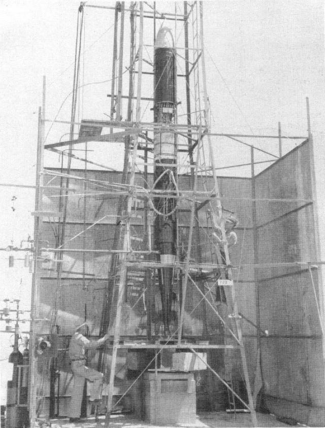 Les premieres fusées du 20eme siecle Godard10