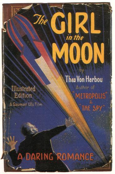 """Film """"La femme dans la Lune"""" de F Lang Roman_10"""