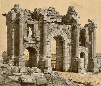 Monuments et sites inscrits à (...)  l'UNESCO : Maghreb 350px-10