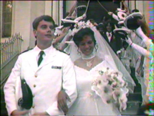 [Les traditions dans la Marine] Mariage en tenue Cap01010