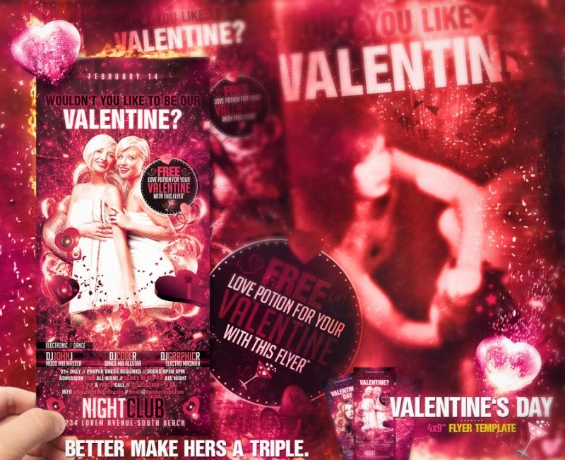 Avatars Saint Valentin Valent10