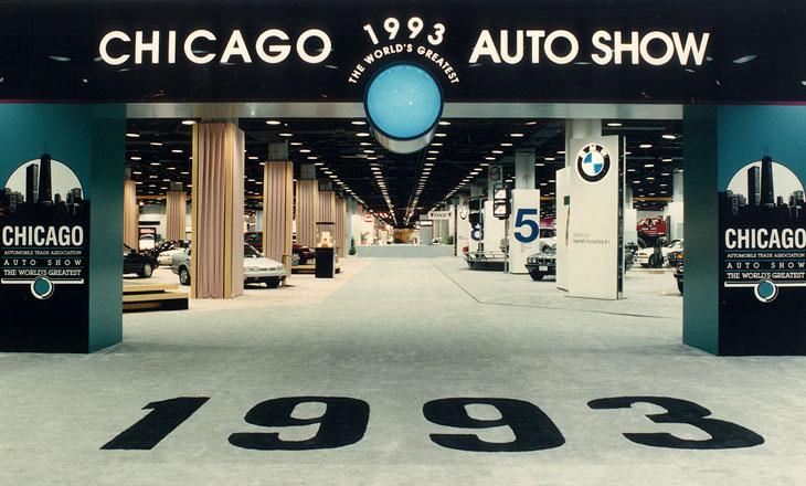 S2 à L'Auto Show de Chicago en 1993 1993_110