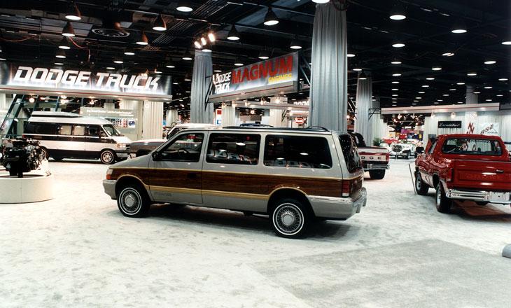 S2 à L'Auto Show de Chicago en 1993 1993_d10