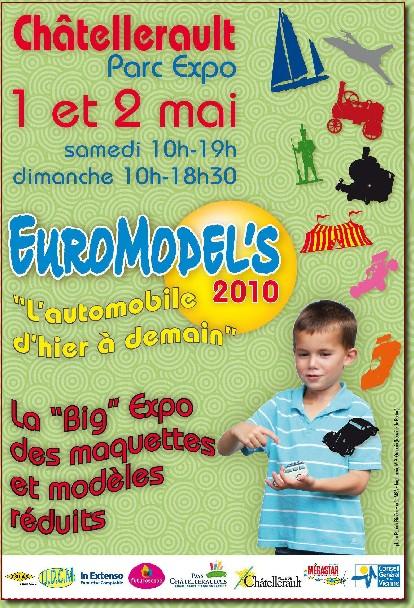 Châtellerault ,1° et 2 Mai 2010 Affich26