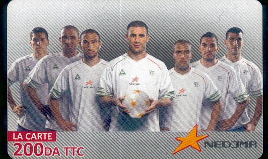 Nedjema : Equipe nationale Ghazal10