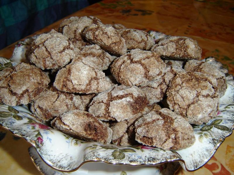 Boules au chocolat Dsc01110