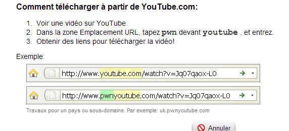 YouTube to MP3, ou comment enregistrer la bande son d'une video Deturl11
