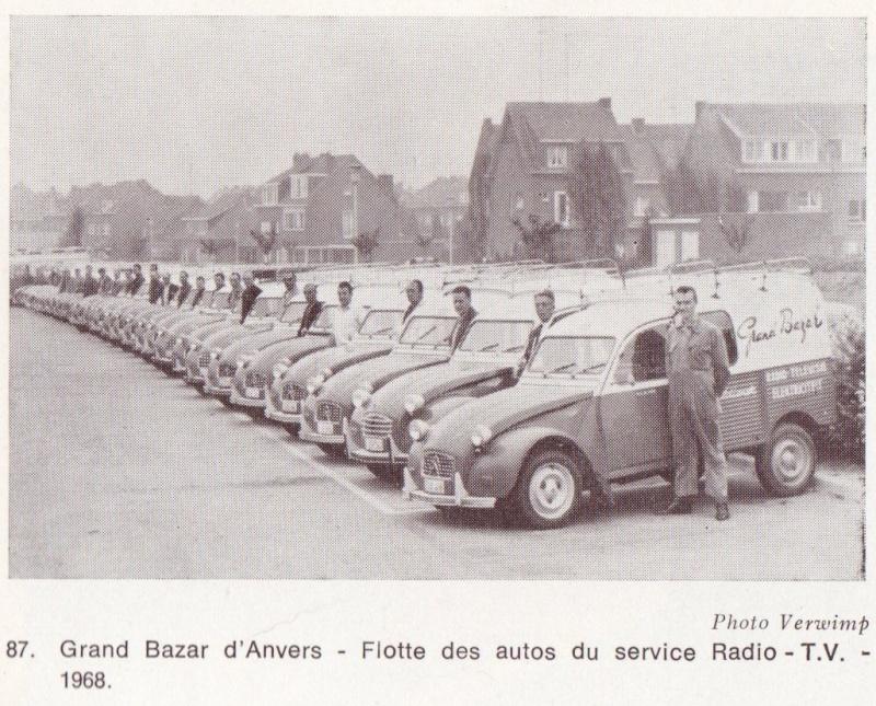 Photos d'époque de camions Citroën Bestel10
