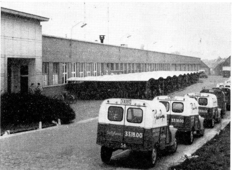 Photos d'époque de camions Citroën Bestel11