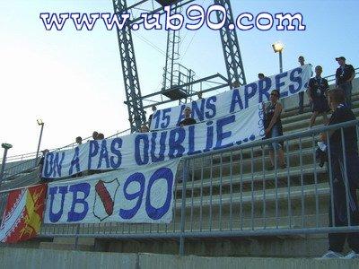 L2 : Bastia - Strasbourg Bastia10
