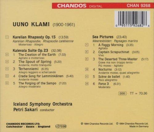 Uuno Klami (1900-1961) 51wzjk10