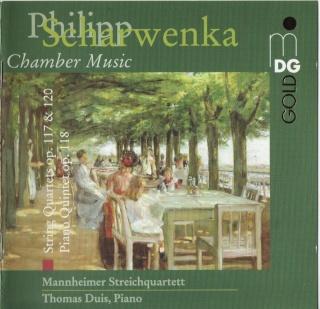 Philipp Scharwenka (1847-1917) Front23