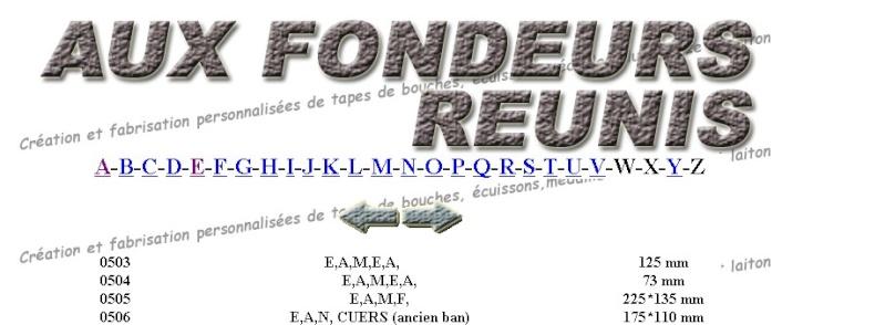 [ Logos - Tapes - Insignes ] TAPE DE BOUCHE ET COUPELLE - Page 4 Fondeu10