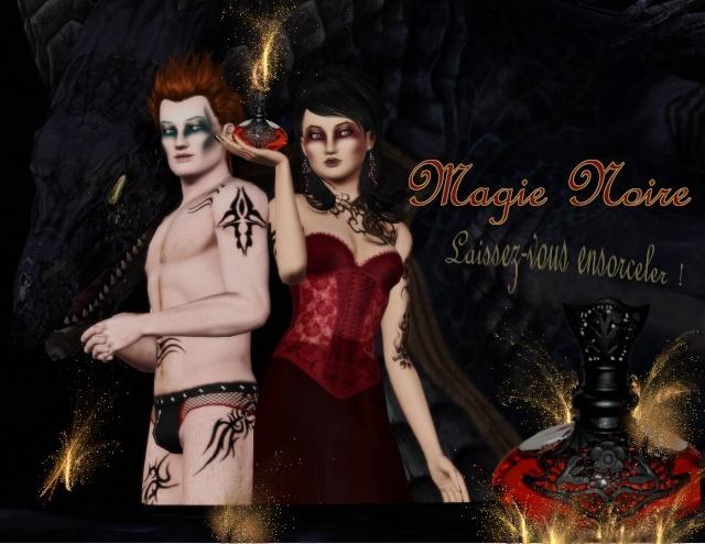 [Créations diverses] Isisaur - Page 17 Magie_10