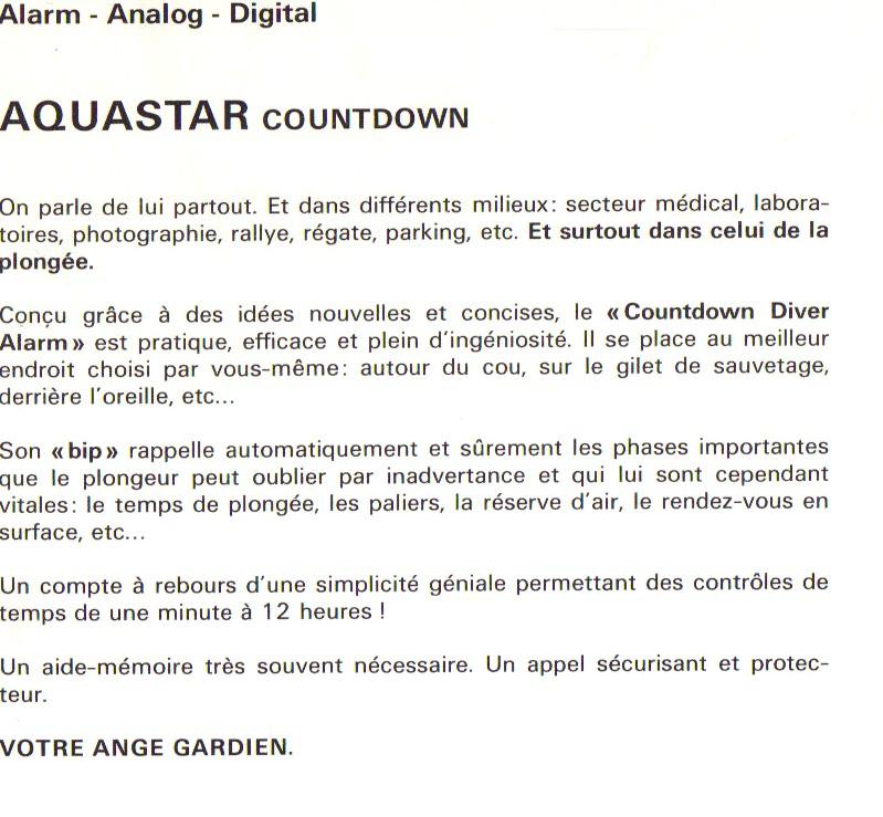 Feu d'Aquastar Aq310