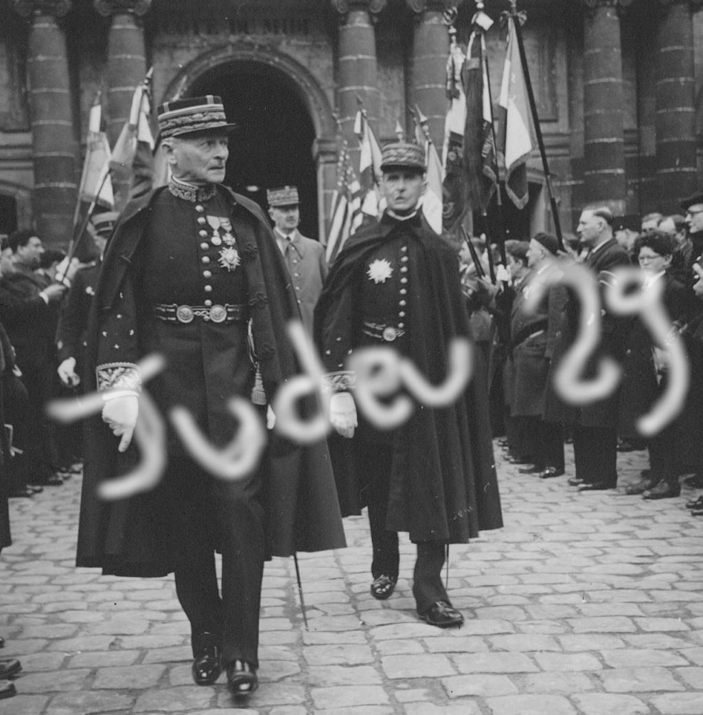 ceinturon du général WEYGAND AJOUT D'UNE PHOTO Ceintu10