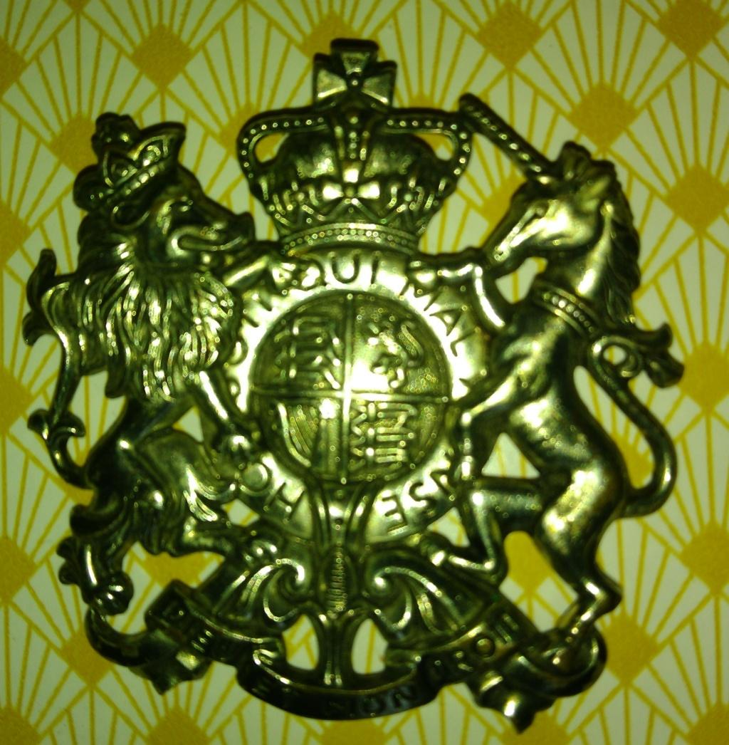insigne anglais général service corps Img_2028