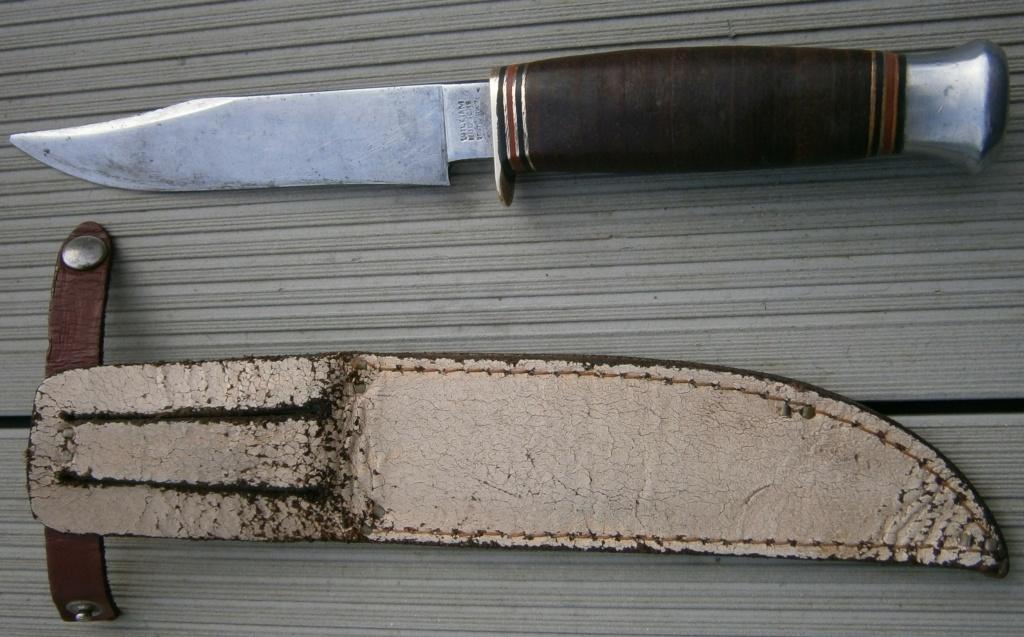 baionnette canadienne modèle 1910 et petit couteau anglais P2210018