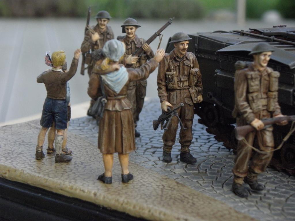 char churchill 1/35 ajout du 22/03/2019 diorama normandie juin 44 P3220022