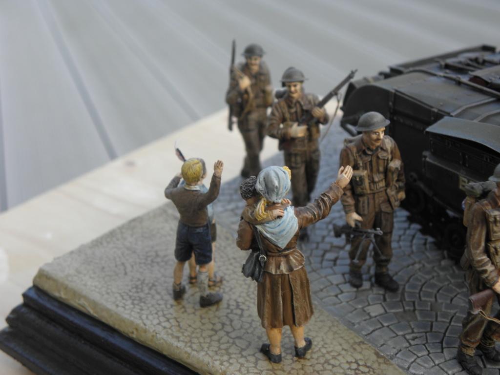 char churchill 1/35 ajout du 22/03/2019 diorama normandie juin 44 P3220031