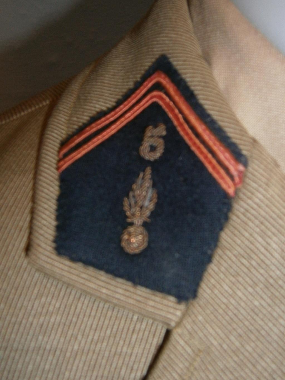uniforme lieutenant colonel 5ème régiment infanterie P7040013