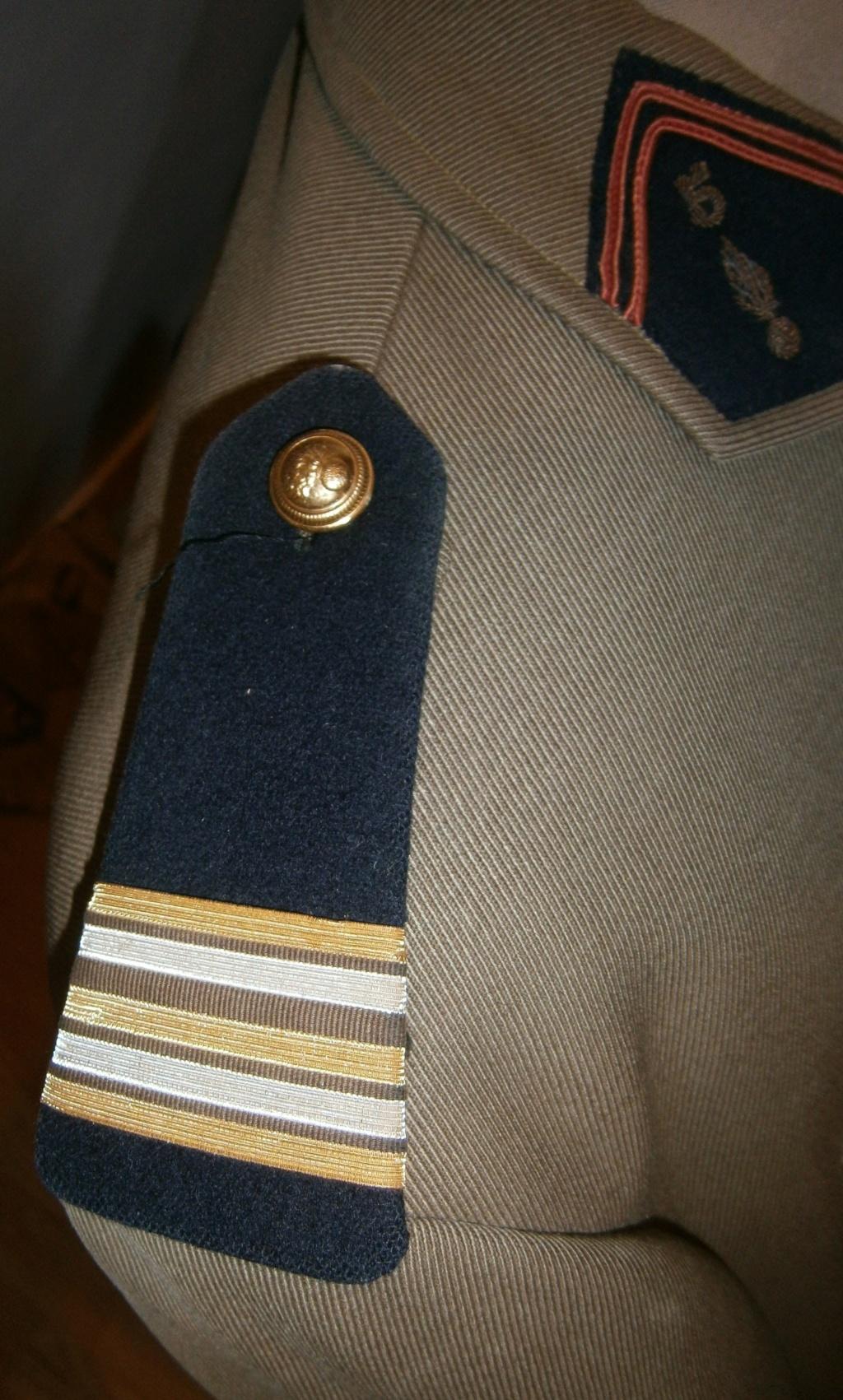 uniforme lieutenant colonel 5ème régiment infanterie P7040014
