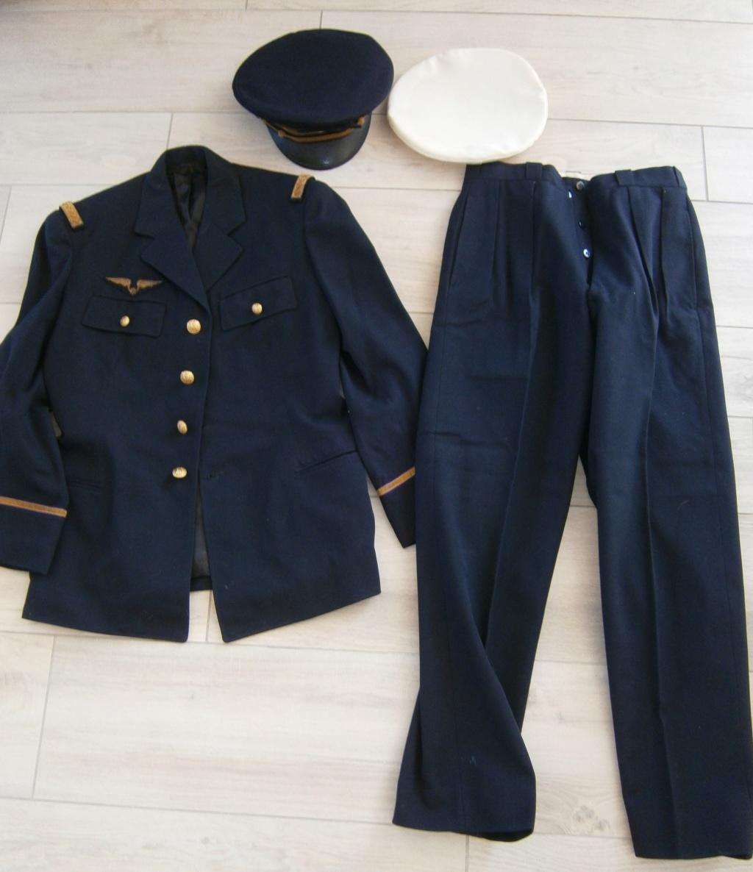 uniforme armée de l'air époque ??? P7050025