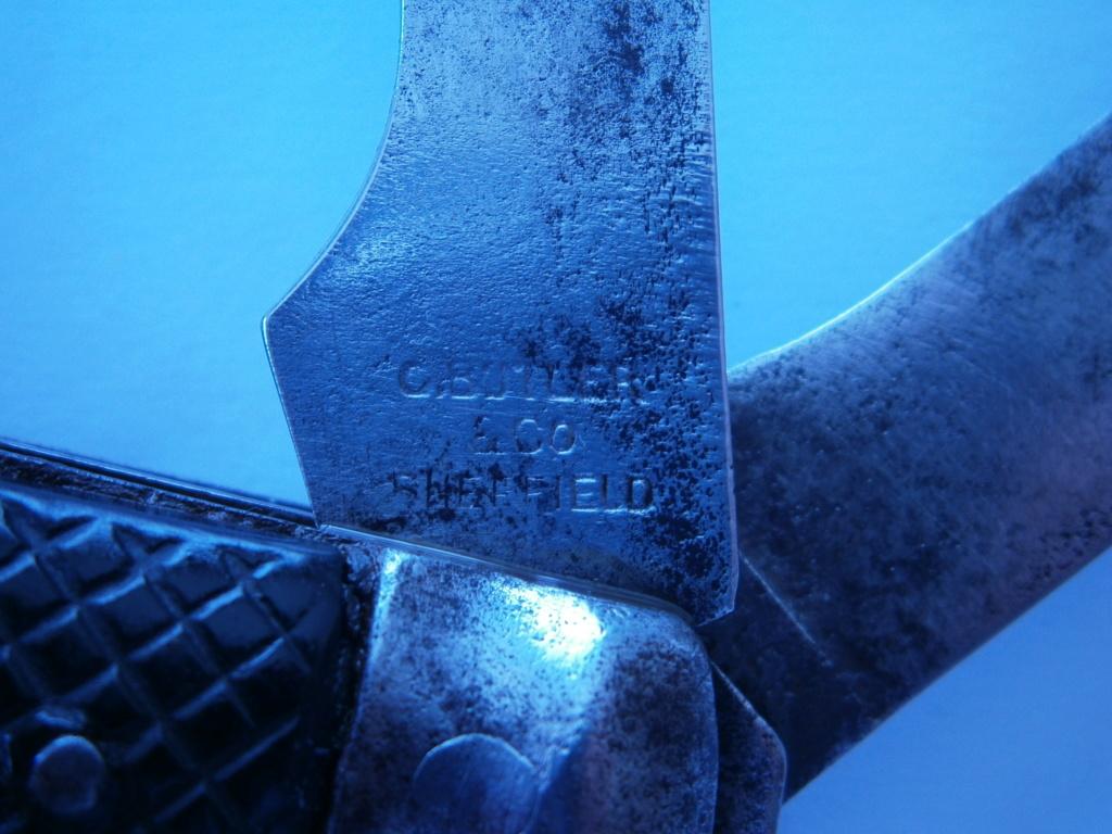 """Les """"jack knives"""", couteaux pliants du Tommy - Page 2 P9220015"""