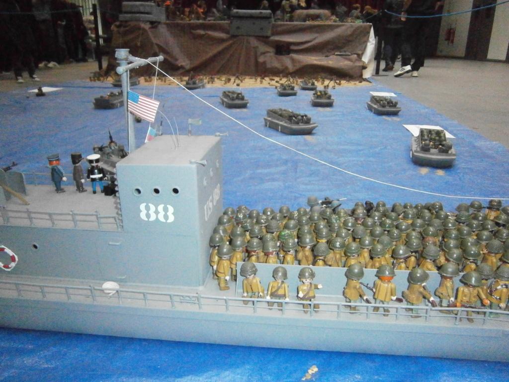 """Le 6 juin 1944 par la """"Klicky company"""" Pa290112"""