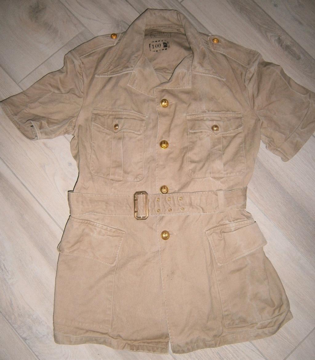 identification veste française type saharienne Pb090010