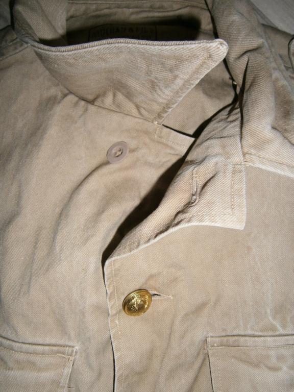 identification veste française type saharienne Pb090011