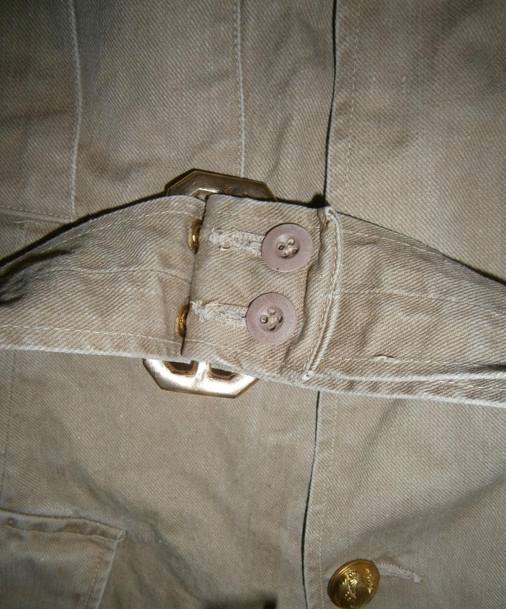 identification veste française type saharienne Pb090015