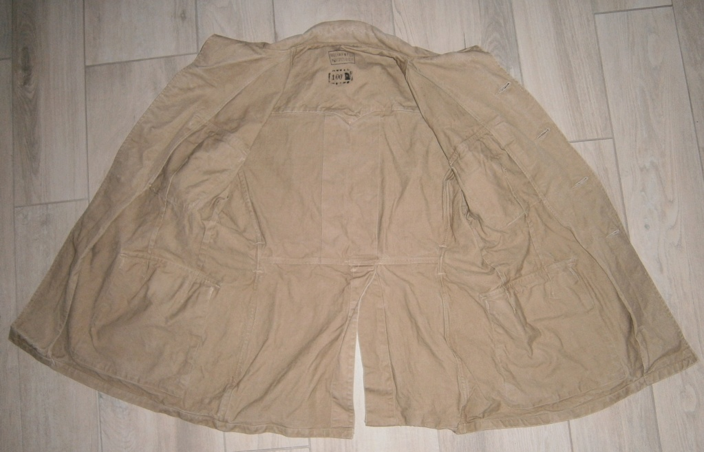 identification veste française type saharienne Pb090016