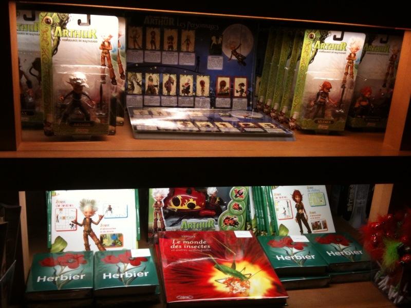 Merchandising d'Arthur et les Minimoys Photo_13