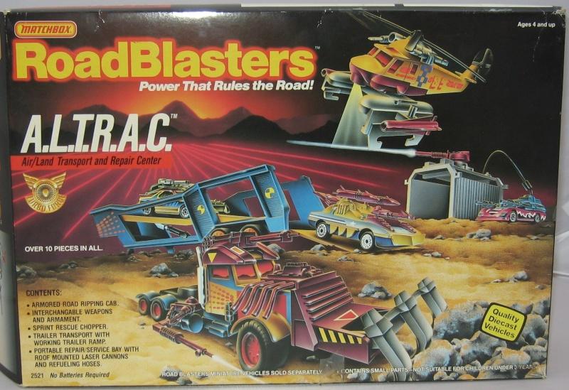 ROAD BLASTERS (Matchbox) 1988 Altrac10