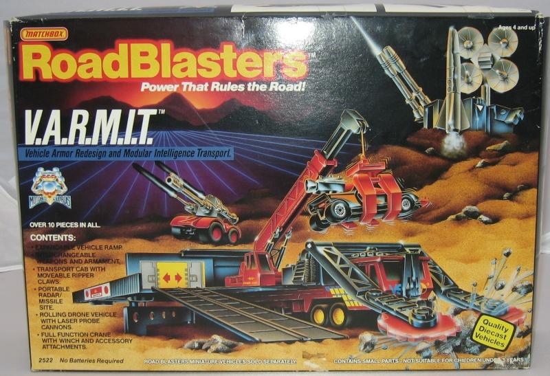 ROAD BLASTERS (Matchbox) 1988 Varmit10