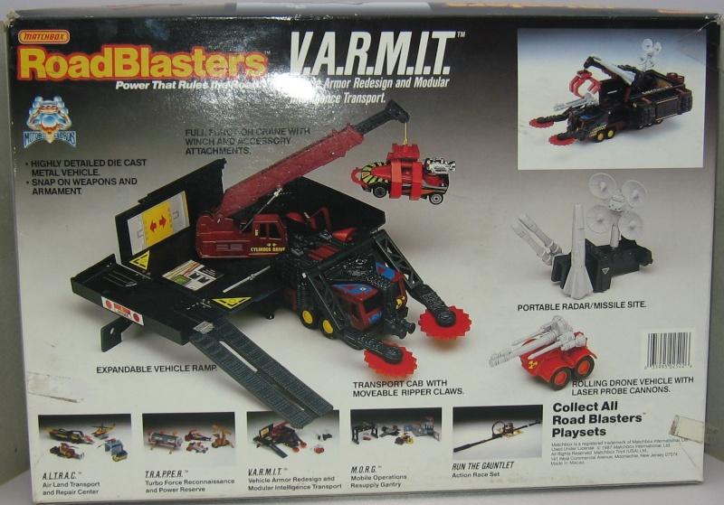 ROAD BLASTERS (Matchbox) 1988 Varmit11