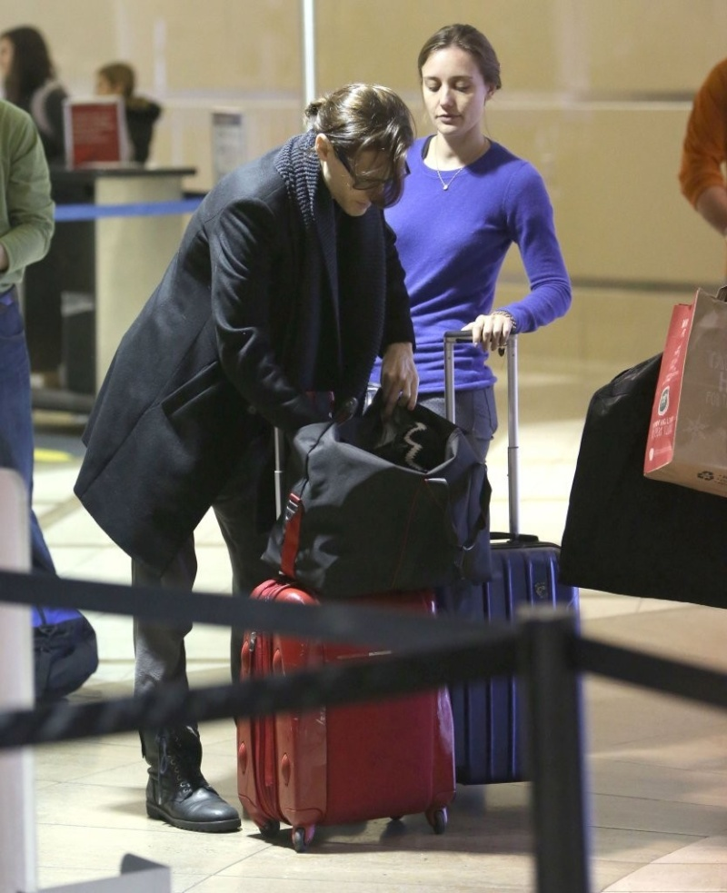 Jared Leto departing on a flight at LAX airport [candids] 2012 Adalla12