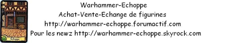 Warhammer Echoppe By neverm!nd - Portail Echopp13