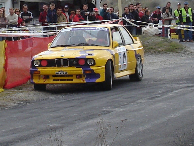 Assistance sur 318 compact F2000 (rallye du Quercy) Rallye10
