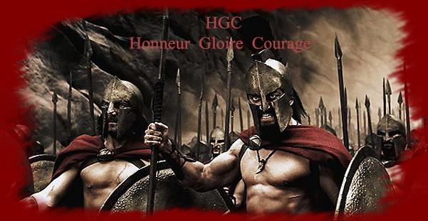 Honneur Gloire Courage