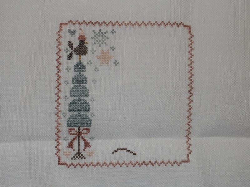 SAL Sauvage Tralala c'est l'hiver... pour les givrées. :) Dsc01814