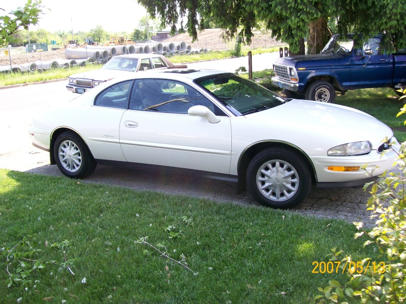 my new 96 Buick_13