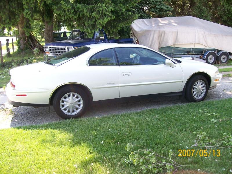 my new 96 Buick_16