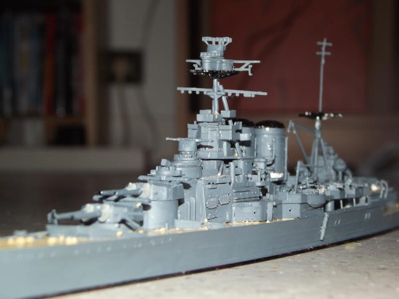 HMS Hood au 1/700 de trumpeter Dscf3613