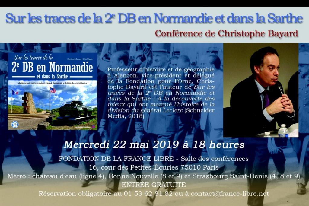 Conférence sur la DB  Flyer_10