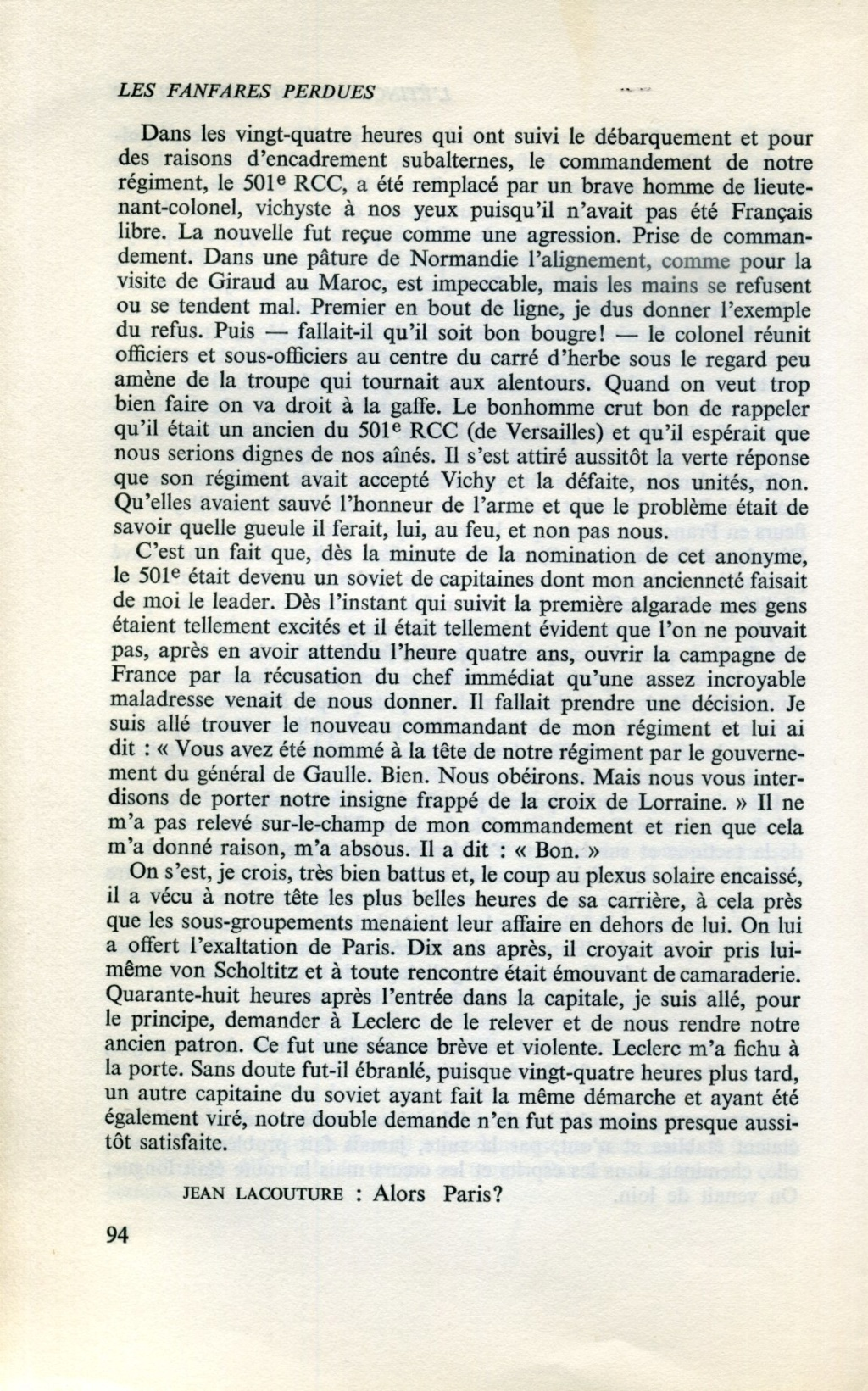 Georges Buis les fanfares perdues Les_fa23